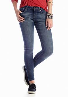 Chip & Pepper® CALIFORNIA Cross Hatch Skinny Flap Jean