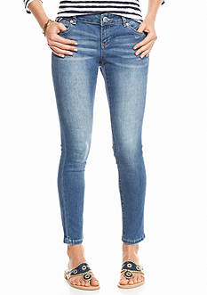 crown & ivy™ Petite Stretch Denim Jean