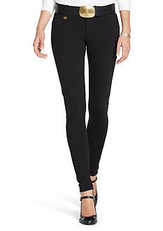 Polo Ralph Lauren Skinny-Fit Cotton-Blend Pant<br>
