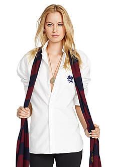 Polo Ralph Lauren Boyfriend-Fit Shirt
