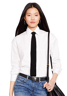 Polo Ralph Lauren Boyfriend Broadcloth Shirt