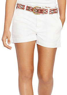 Polo Ralph Lauren Cotton Twill Chino Shorts