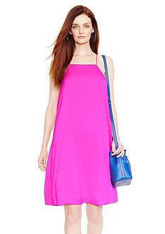 Polo Ralph Lauren Sleeveless A-Line Dress