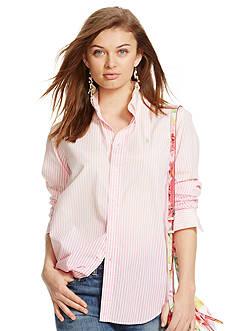 Polo Ralph Lauren Relaxed-Fit Striped Shirt