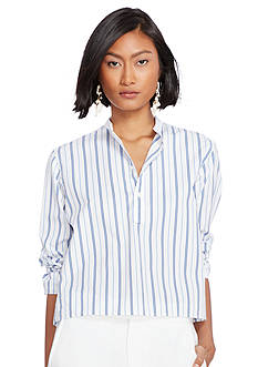 Polo Ralph Lauren Striped Broadcloth Shirt