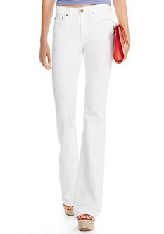 Polo Ralph Lauren High-Rise Flared Jeans
