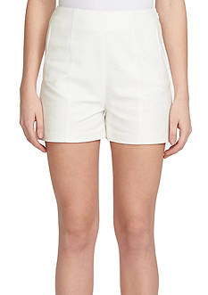 1. State Flat Front Zip Pocket Shorts