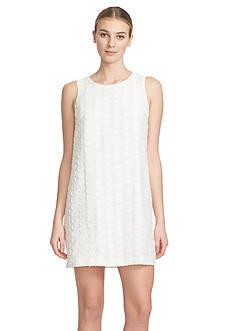 1.State Sleeveless Shift Dress