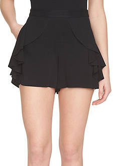 1. State Side Ruffle Shorts