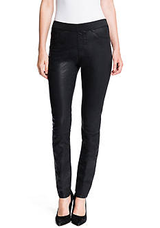 1.State Lacquered Twill Legging