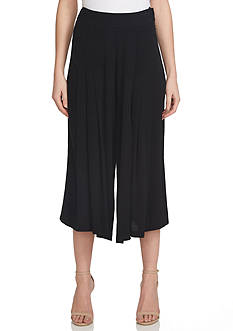 1. State Pleated Culotte Pant