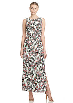 1. State Twist Open Back Maxi Dress