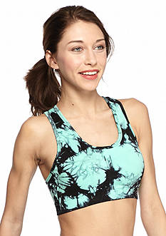 be inspired Tie-Dyed Sports Bra