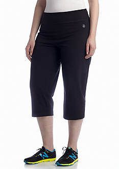 be inspired Plus Size EDV Basic Capris