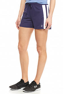 be inspired Mesh Side Stripe Shorts