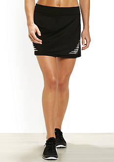 be inspired Mesh Skort with Dots