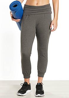 be inspired studio Foldover Knit Pants