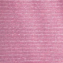 Women's Athletic Apparel: Short Sleeve: Pink Stripe be inspired V-Neck Striped Tee