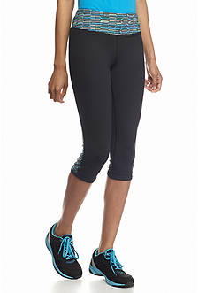 be inspired Slim Fit Performance Capri