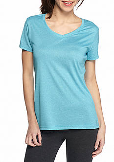 be inspired V-Neck Heather Tee