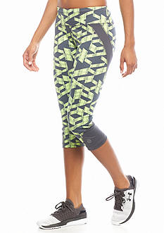 be inspired Slim Fit Performance Capris