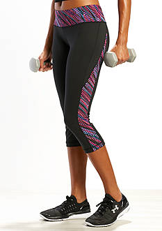 be inspired Performance Capri with Printed Panel