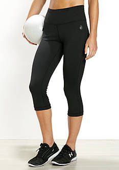 be inspired High Waist Performance Capris