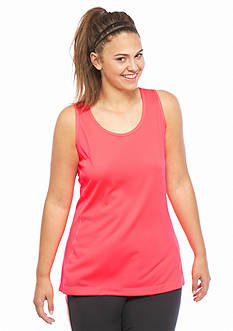 be inspired Plus Size Mesh Tank