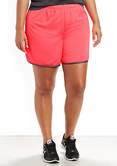 be inspired Plus Size Tulip Hem Short