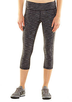lucy Space Dye Stripe Pocket Capris