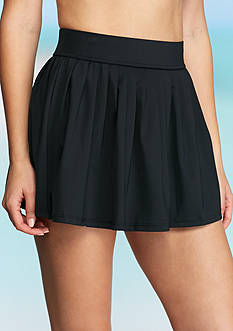 kate spade new york Georgica Pleated Skirt Cover-Up