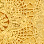 Camis for Juniors: Hop Taylor & Sage Lace Up Crochet Front Tank