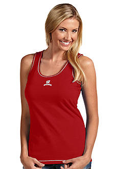 Antigua Wisconsin Badgers Women's Sport Tank