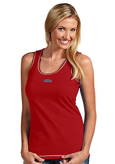 Antigua Ole Miss Women's Sport Tank