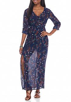 Everly Prairie Maxi Dress