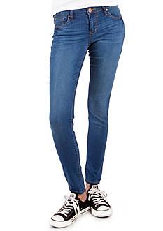 See Thru Soul Piper Skinny Jeans