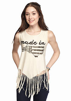 Red Camel American Fringe Tank NC