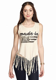 Red Camel American Fringe Tank Tennessee