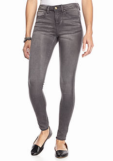 Suede Olivia High Rise Skinny Pants