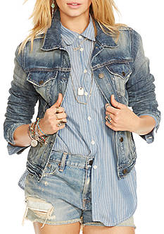 Denim & Supply Ralph Lauren Knickerson Denim Jacket