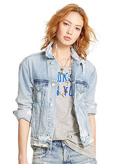 Denim & Supply Ralph Lauren Trucker Denim Jacket
