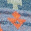 Contemporary: Sweaters: Blue Multi Denim & Supply Ralph Lauren 1115 LS CTTN TUNIC