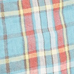 Button Down Shirts for Women: Senna Plaid Denim & Supply Ralph Lauren 0316 UTILITY LS SHIRT