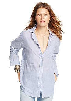 Denim & Supply Ralph Lauren Boyfriend Button Down Shirt