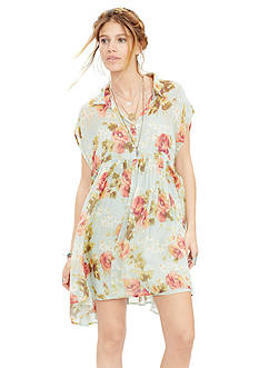 Denim & Supply Ralph Lauren Floral Empire Waist Dress
