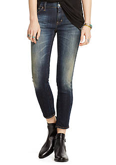 Denim & Supply Ralph Lauren Aurora Crop Skinny Jean