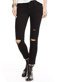 Denim & Supply Ralph Lauren Reiser Crop Skinny Jean