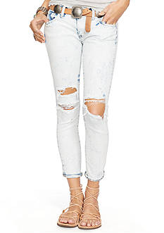 Denim & Supply Ralph Lauren Joss Crop Skinny Jean