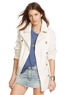Denim & Supply Ralph Lauren Cotton Peacoat