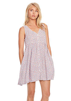 Denim & Supply Ralph Lauren Sleeveless Button Front Dress
